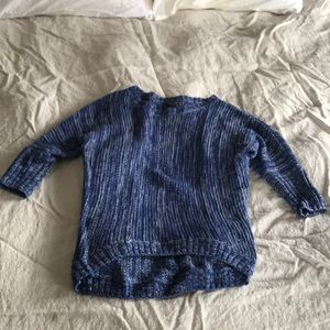 Express 3/4 Sleeved Sweater